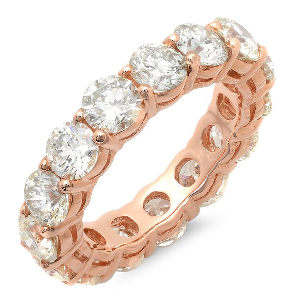 PMI 14R@4.5 15RD1+@5.13 SIZE5.5 DIAMOND ETERNITY RING