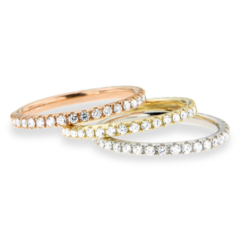 PMI 14TRI@4.50 105RD1@1.16 SIZE-5.5 TRI-COLOR DIAMOND Bands