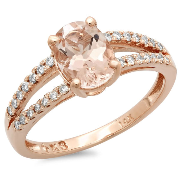 PMI 14R@2.7 28RD1@0.21 1MORG@1.11 MORGANITE RING