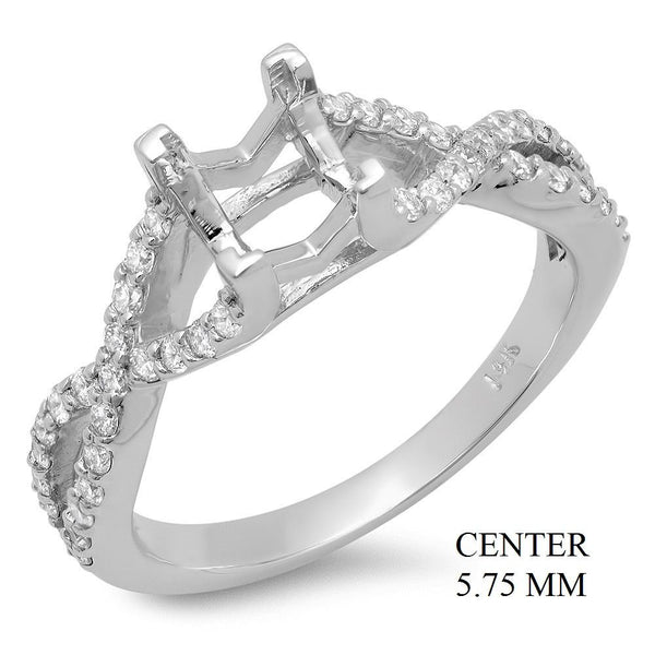 PMI 14W@4.0 42RD1@0.43 5.75mm PRINCESS CUT CENTER