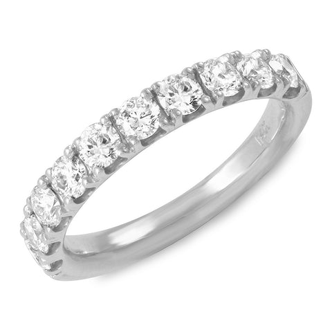 PRIME BAND 0.75CT 14P@2.4 12RD@0.75