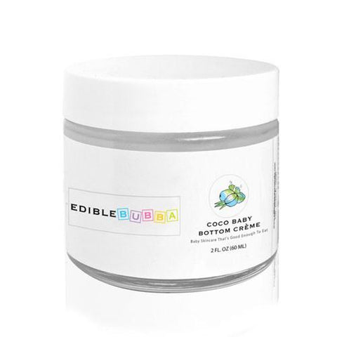 Edible Bubba Coco Baby Bottom Cream
