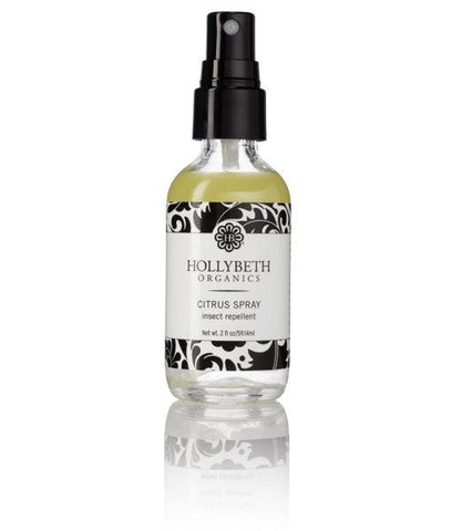 HollyBeth Organics Citrus Spray Insect Repellent