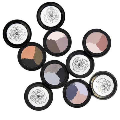 Fitglow Beauty Mineral Eye Shadow Trio