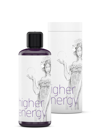 Max and Me Body Higher Energy Body Oil Blend