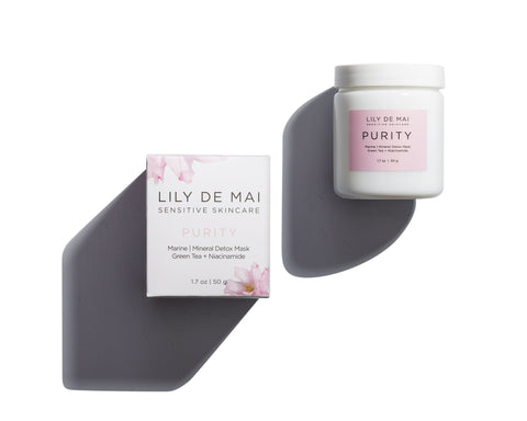 LILY DE MAI Purity Marine Mineral Detox Mask