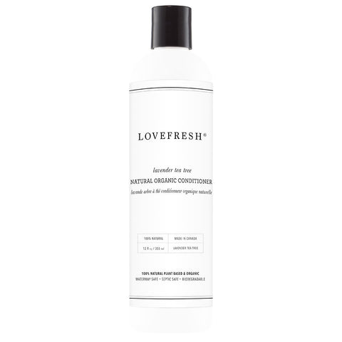 LOVEFRESH Natural Organic Conditioner