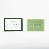 Woodlot 4Ounce Soap Bar Cascadia Pair