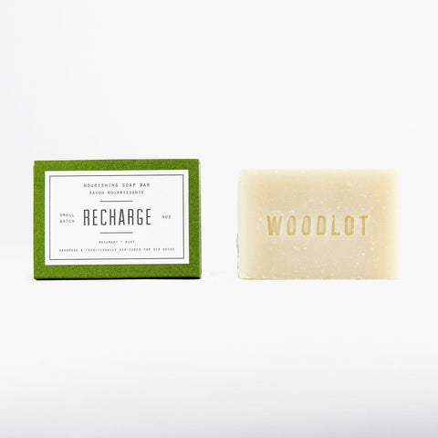Woodlot Soap Bar - Recharge