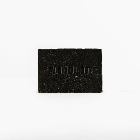 Woodlot Soap Bar - Wildwoods Charcoal