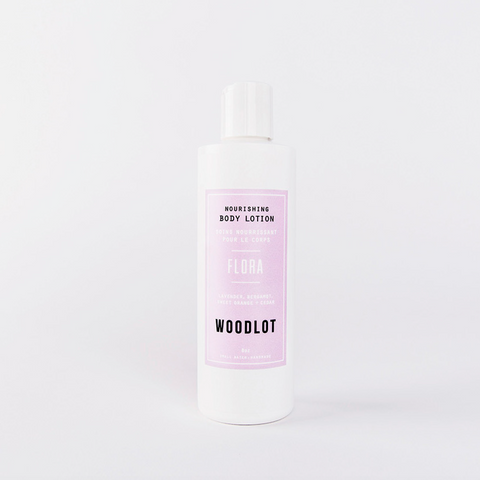Woodlot Body Lotion - Flora
