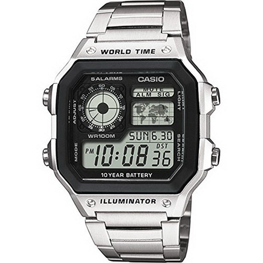 Reloj Casio AE-1200WHD-1AVEF - Cardell Watch Store