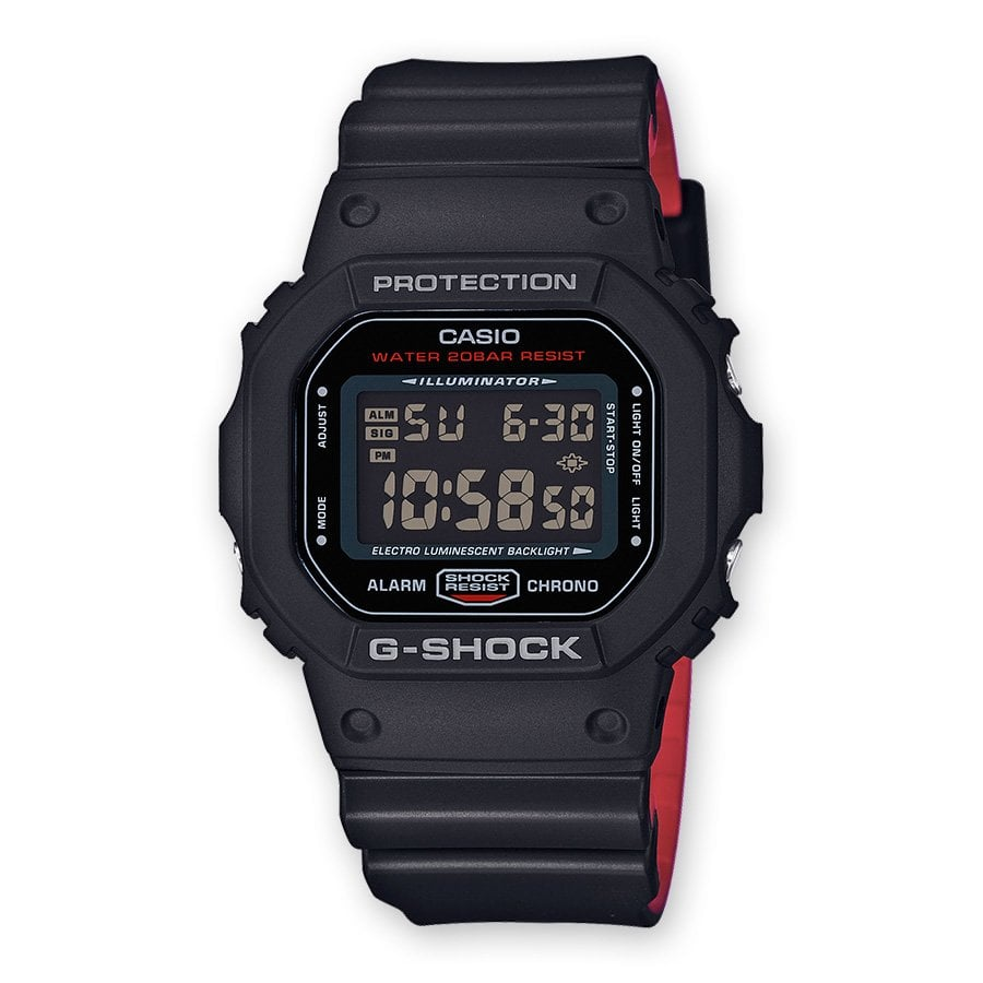 Casio G-Shock DW-5600HR-1ER - Cardell Watch Store