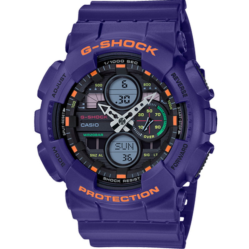 Casio G-Shock GA-140-6AER - Cardell Watch Store