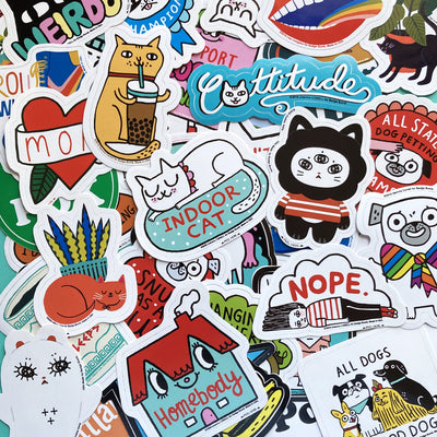 Big Stickers