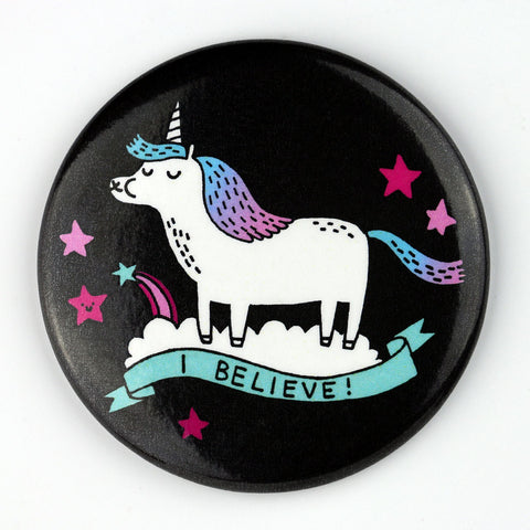 I Believe! Unicorn Magnet