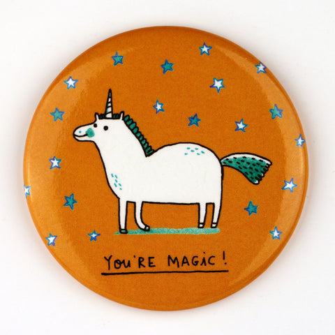 You're Magic Unicorn Magnet