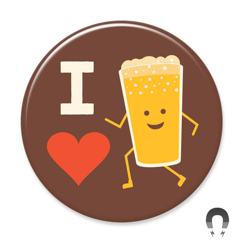 I Heart Beer by Crossroads Creative