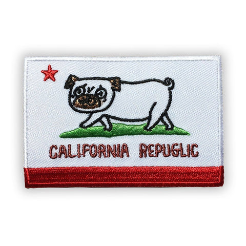 California Repuglic Patch
