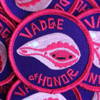 Vadge of Honor Patch