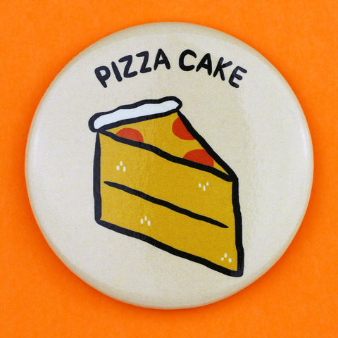 Pizza Cake Magnet