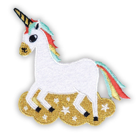 Unicorn Felt Patch
