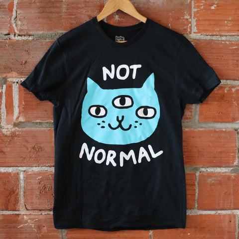 Not Normal Cat T-Shirt