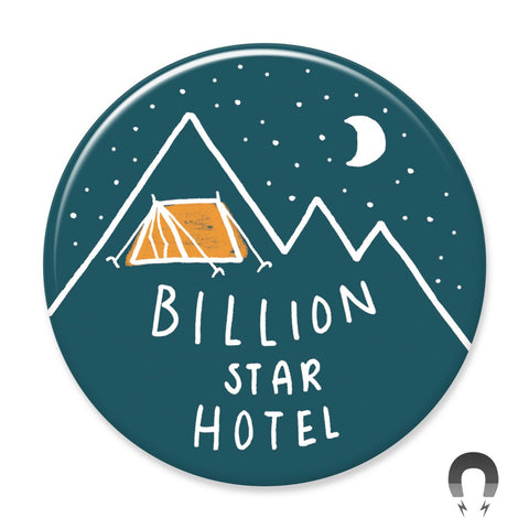 Billion Star Hotel Big Magnet