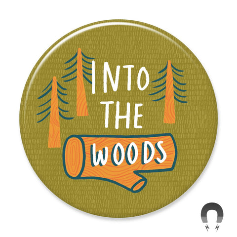 Into the Woods Big Magnet