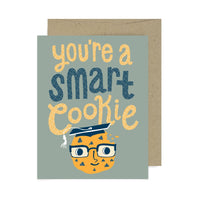 You're a Smart Cookie A2 Card