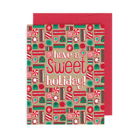 Sweet Holiday A2 Card