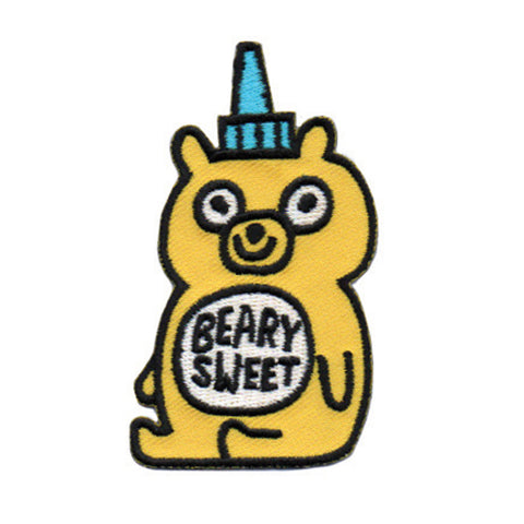 Beary Sweet Patch