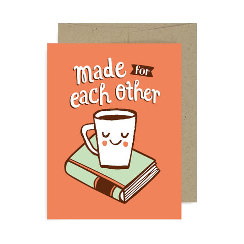 Made for Each Other A2 Card