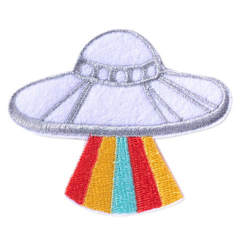 UFO Space Ship Patch