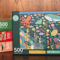 The Stars of the Sea 500-Piece Puzzle