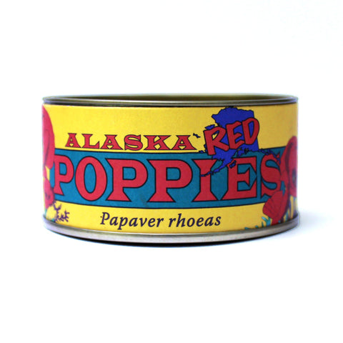 Alaska Red Poppy Seed Kit