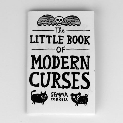 The Little Book of Modern Curses Zine
