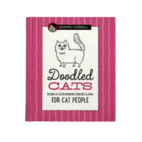 SIGNED - Doodled Cats for Cat People