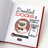SIGNED - Doodled Dogs for Dog People