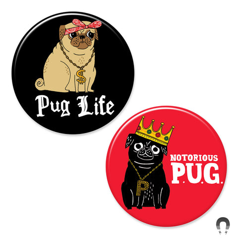 Pug Gangsters Magnet Deal