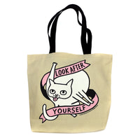 Look After Yourself Tote Bag