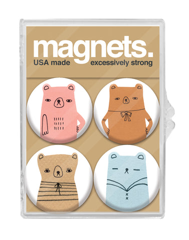 Bears Magnet Pack