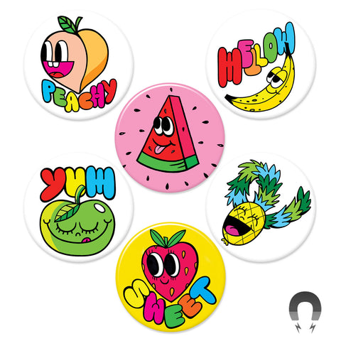 Froot Salad Magnet Super Deal