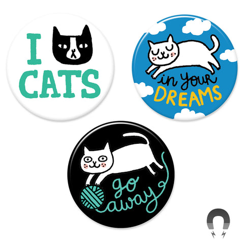 Cattitude Magnet Deal