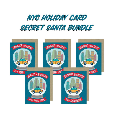 Secret Santa Bundle - Season's Greetings from New York