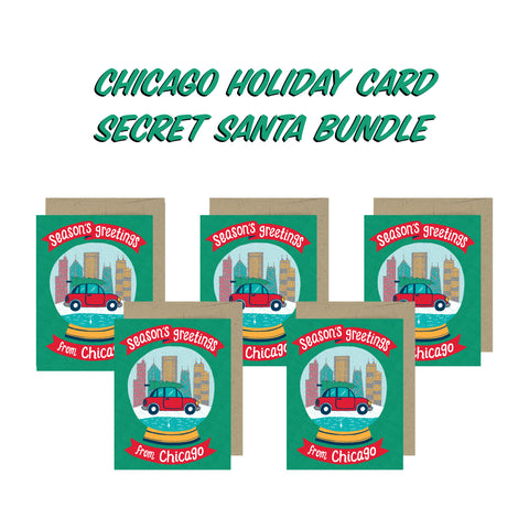 Secret Santa Bundle - Season's Greetings from Chicago