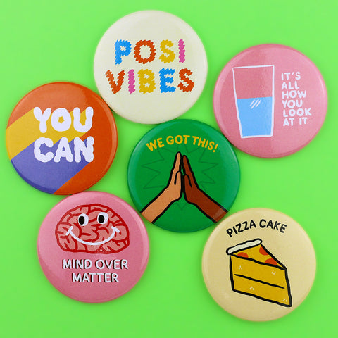 Stay Positive Magnet Super Deal