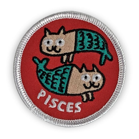 Pisces Catstrology Patch