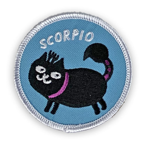 Scorpio Catstrology Patch