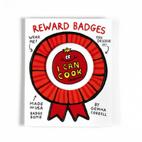 I Can Cook Ramen Reward Badge
